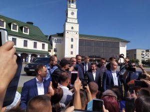 Молодого голову Рівненської ОДА представляли в Острозькій академії