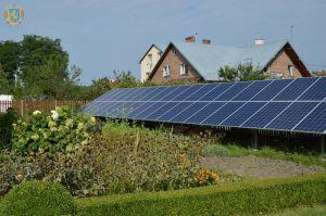 Во Львовской области «зеленый тариф» стимулирует наращивание мощностей