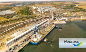 В Одеській області відкрили найбільший зерновий термінал країни