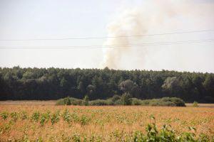 В Винницкой области на арсенале снова взорвались боеприпасы