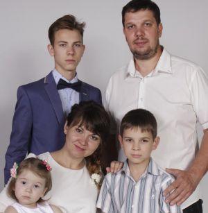 Мать и сын вместе покоряли фестиваль «Ирпенский Парнас»