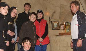 Тайны подземной кельи-церкви неподалеку от Смелы
