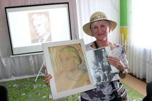 Портрет, який написав геній кіно Олександр Довженко