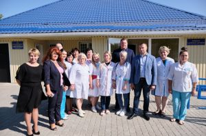 Лікарі працюють і на околиці Краматорська