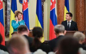 Словаччина підтримує продовження санкцій проти РФ