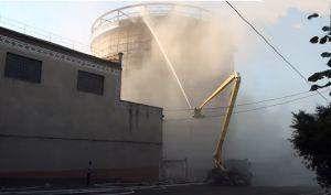 Свекловоды Винницкой области ждут дождя, пожарные укрощают огонь на сахароварне