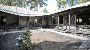 СБУ та ГПУ долучились до розслідування факту підпалу будинку екс-голови НБУ