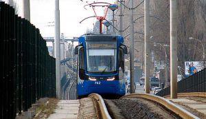У Києві швидкісний трамвай незабаром відновить рух