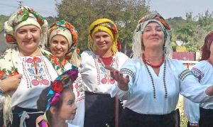Село Оксанівка, де виганяють злиднів