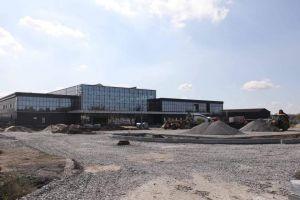 Термінал Запорізького аеропорту практично готовий