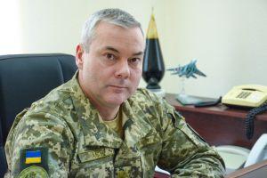Генерал-лейтенант Сергій НАЄВ: «У районі ООС нам вдалося створити систему, в якій відбувається взаємне підсилення однієї компоненти іншою»