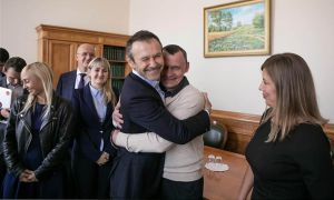 Представники фракції «Голос» зустрілися з Миколою Карпюком