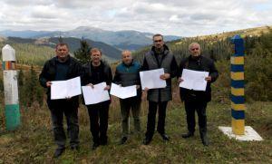 Через гору Копілаш — до Румунії