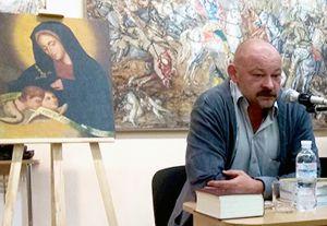 Дмитро Стус привіз раритетну ікону до Кропивницького