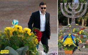 In Ukraine ehrte man Andenken an Opfer von Babij Jar