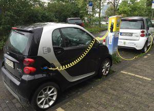 Замість бензину — електрика