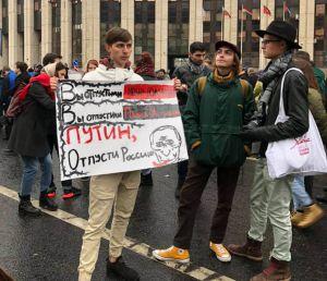 Каждый успех — удар по путинскому режиму