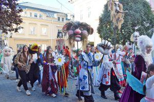 До Ужгорода завітали лялькарі з 10 країн