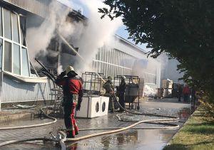 Високі технології не вберегли від вибуху на заводі в Сумах