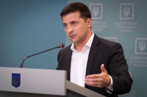 Володимир Зеленський: «Ніяких виборів під дулами кулеметів не буде і не може бути»