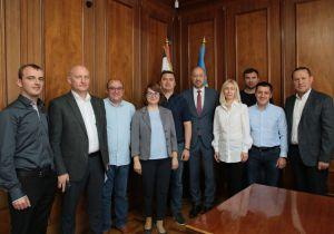 Утворено нове міжфракційне депутатське об'єднання «Прикарпаття»