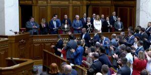 Народные депутаты утвердили программу действий правительства