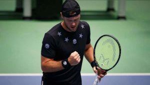 Марченко виграв два титули  на одному турнірі