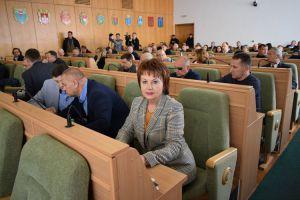Земельне питання об'єднало депутатів Рівненської обласної ради