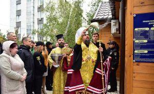 У Маріуполі в каплиці лунають молитви за українських правоохоронців