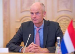 Наша держава готова розвивати двосторонні відносини з Нідерландами