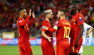 Бельгія першою кваліфікувалася на Євро