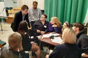 У Новограді-Волинському відбувся «Форум змін»