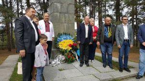 Пам'ять про Лесю Українку бережуть у Грузії