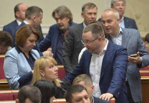 Приняли президентский законопроект о судебной реформе