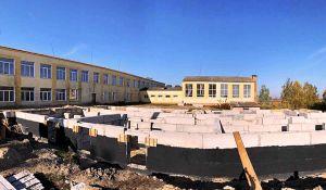 У Березнівському районі будують новий корпус школи