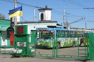 У Сумах тролейбусам немає у що «перевзутися»