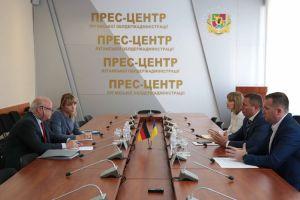 Німеччина зацікавлена, щоб на Луганщину надходили іноземні інвестиції