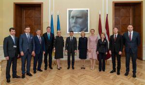 Латвія підтримує нашу країну в питанні «Північного потоку-2»