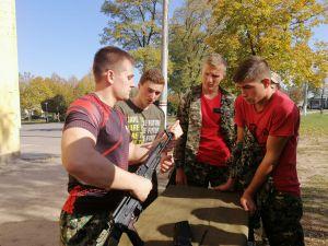 В Запорожье соревновались в стрельбе и пении