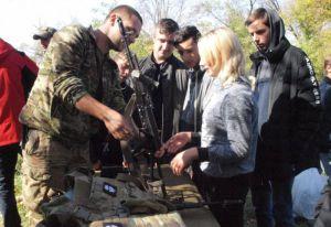 На Донеччині вчилися військової справи