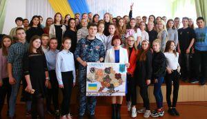 Уроки мужності від офіцера-земляка Богдана Головаша