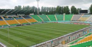 «Карпати» мають намір реконструювати стадіон «Україна»