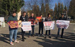 У Сумах жорстокість підлітків призвела до мітингу