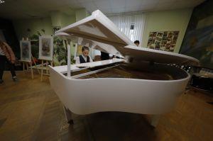 Концертний майданчик для юних митців Дніпра