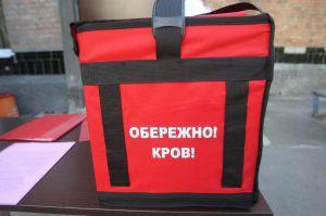«Обережно! Кров!» – на дорогах Києва