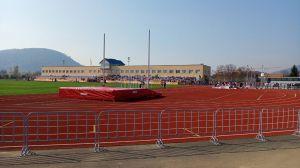 У Хусті відкрито оновлений стадіон «Карпати»