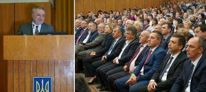 Ужгородському національному університету — 74 роки