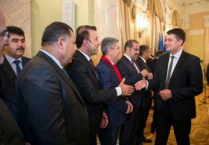 Wir kämpfen für territoriale Integrität, und mit internationaler Unterstützung kann Ukraine diesen Weg zurücklegen