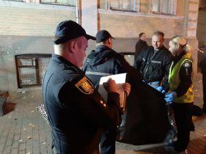 Вибух у центрі Києва:  правоохоронці встановлюють деталі