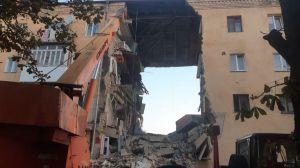Будинок у Дрогобичі обвалився через руйнування стіни
